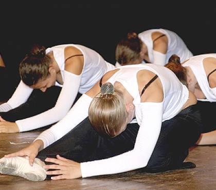 Danse classique poitou-charente