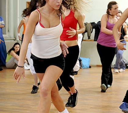 cours de danses niort